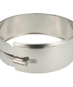 Klemband 150 mm Ø rookgassysteem D1